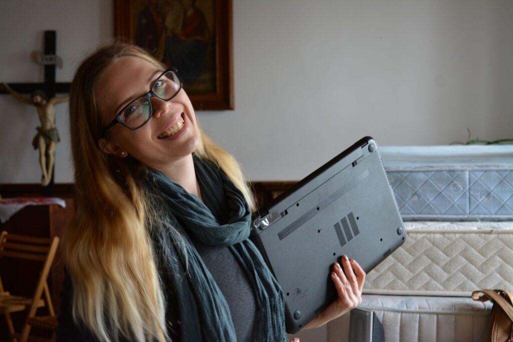 Koordinatorka programa Katarina Kolšek